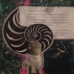 Cricket Desmarais, Mixed Media Art & Art Journaling